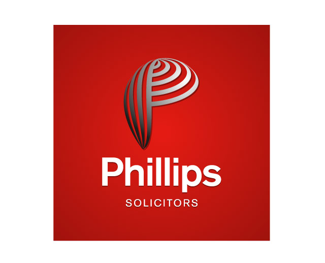 Clear Signal rebrand and visual identity for Phillips Solicitors, Basingstoke - logo design
